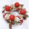 """Christmas wreath """"Queen"""""""