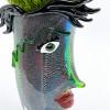 FACE in blown glass - GILDE Handwerk