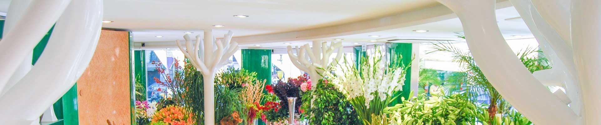 Bouquets par René Veyrat