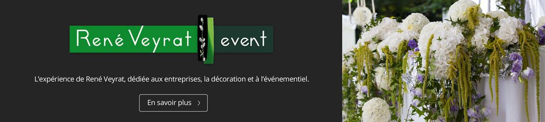 Fleurs pour entreprises, décoration et événements